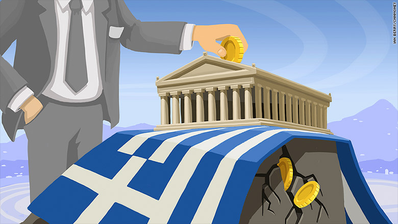 The last thing Europe needs: another Greek debt crisis