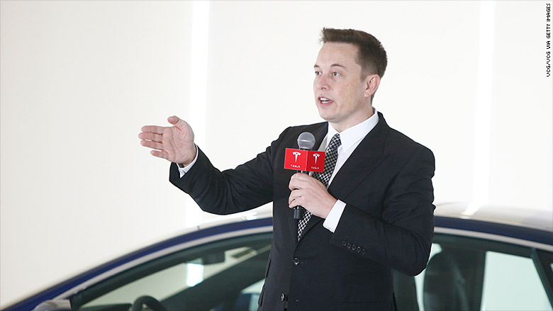 Tesla is going to sell electric cars in the Middle East