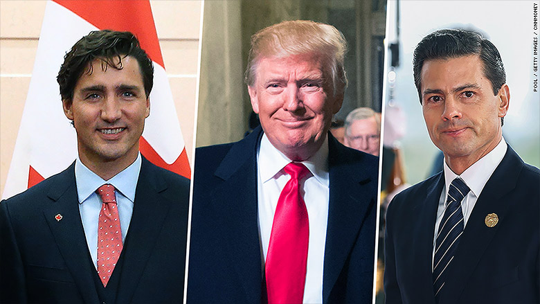 America's NAFTA nemesis: Canada, not Mexico