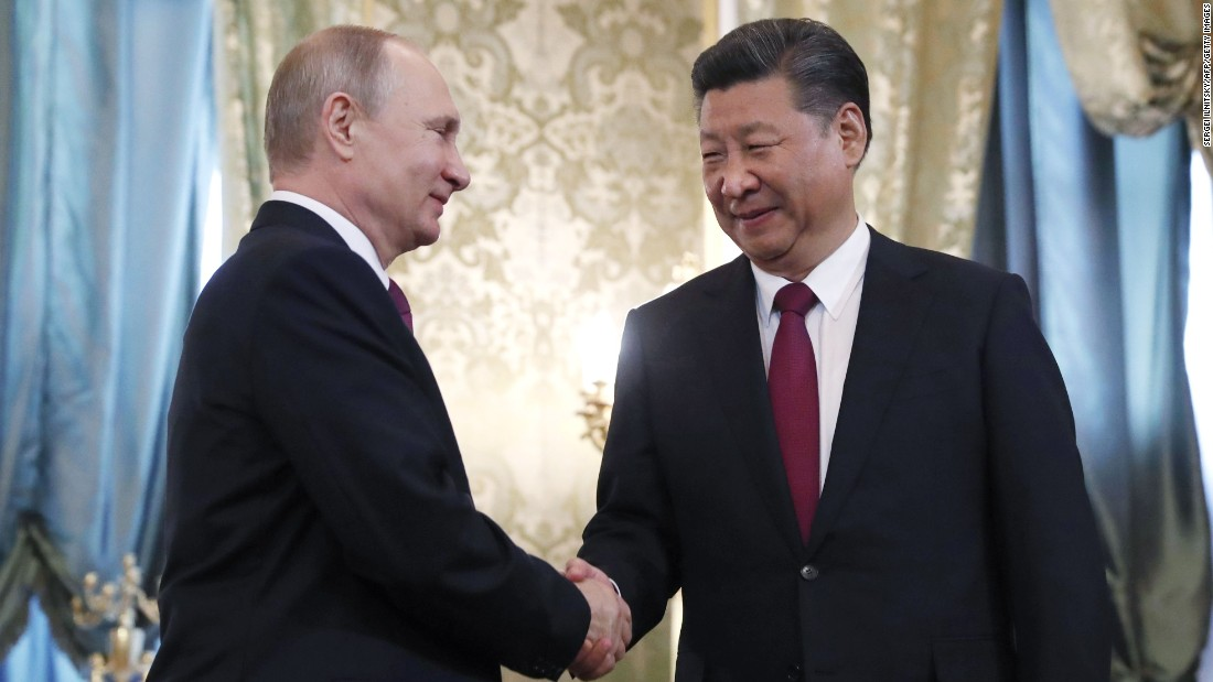 Russia and China's ominous new friendship (Opinion)