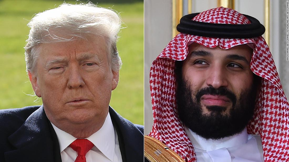 Trump's support for Saudi Arabia under scrutiny after Naval base attack