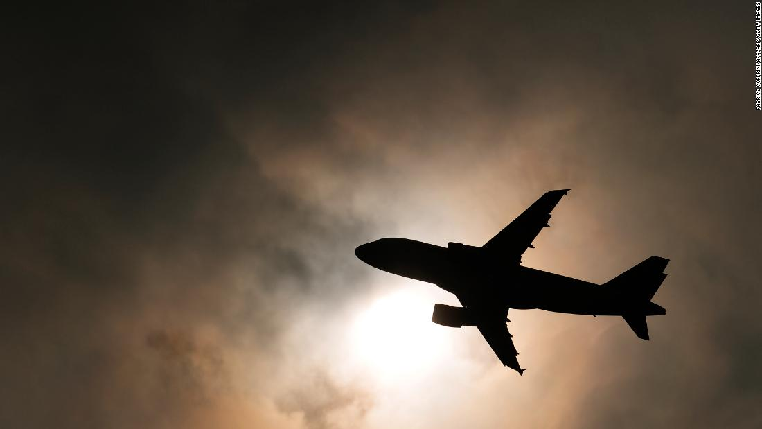 Scientists show how to make airplane emissions less harmful