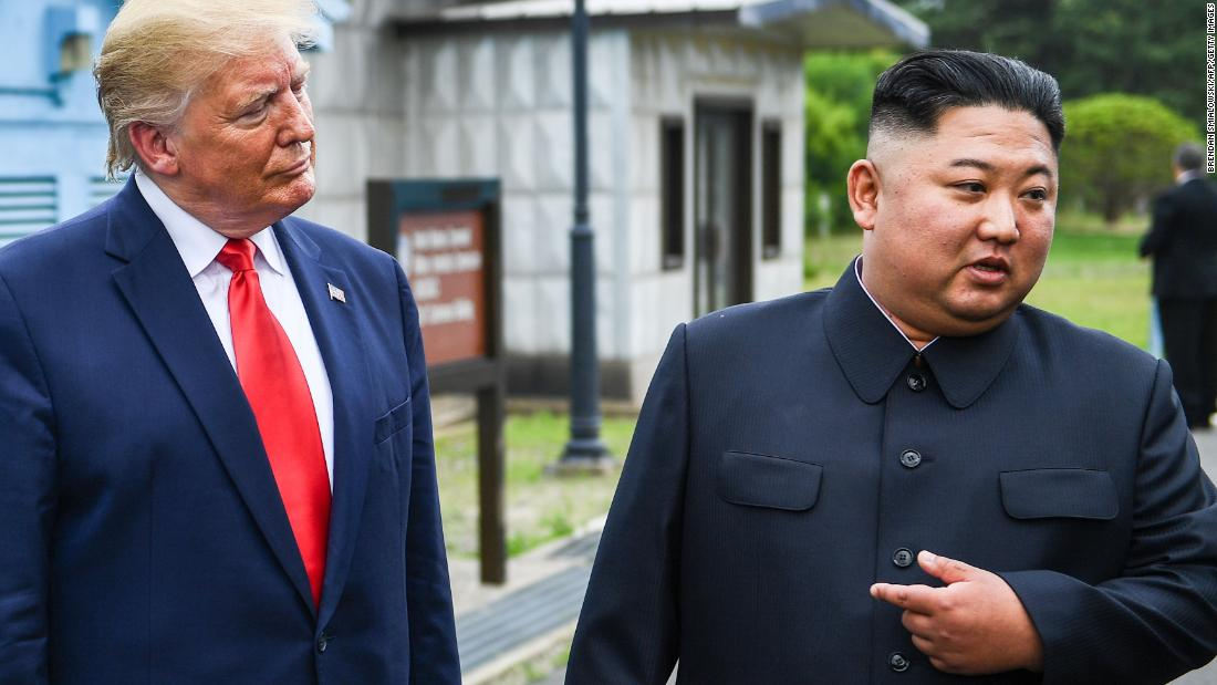North Korea's UN ambassador says denuclearization is off the table in talks with US
