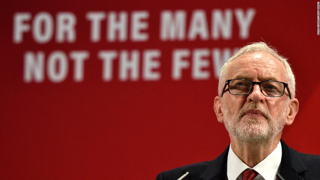 Jeremy Corbyn: Huge economic changes loom if Labour wins UK election