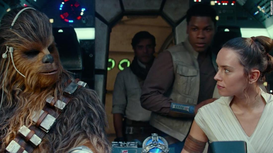 Disney warns 'Star Wars: The Rise of Skywalker' could trigger seizures in people with epilepsy