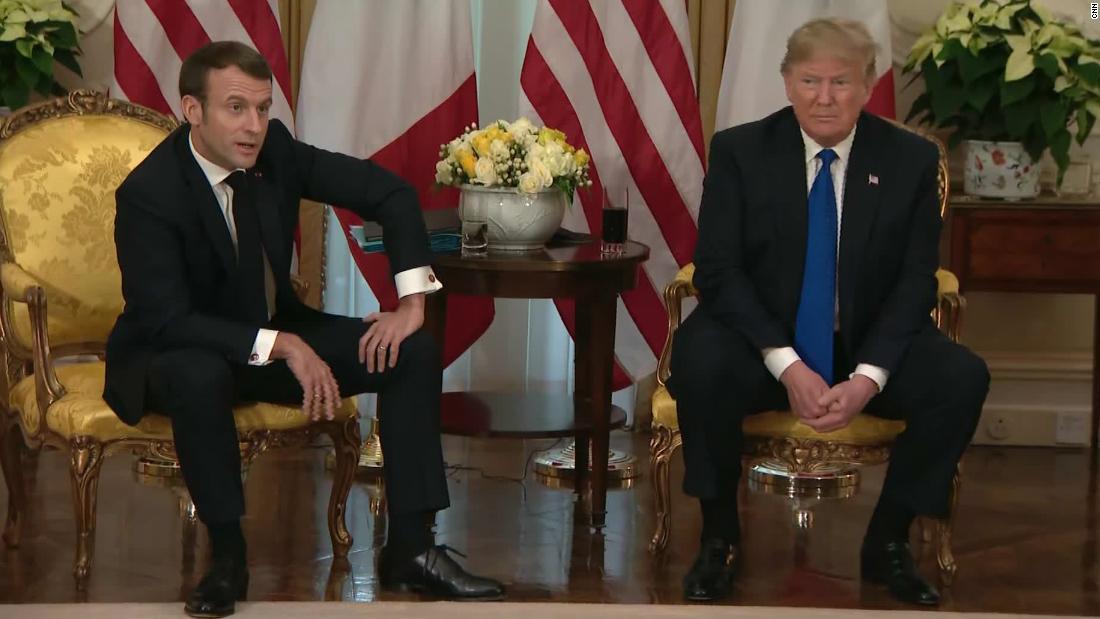 Donald Trump's very unhappy trip (opinion)