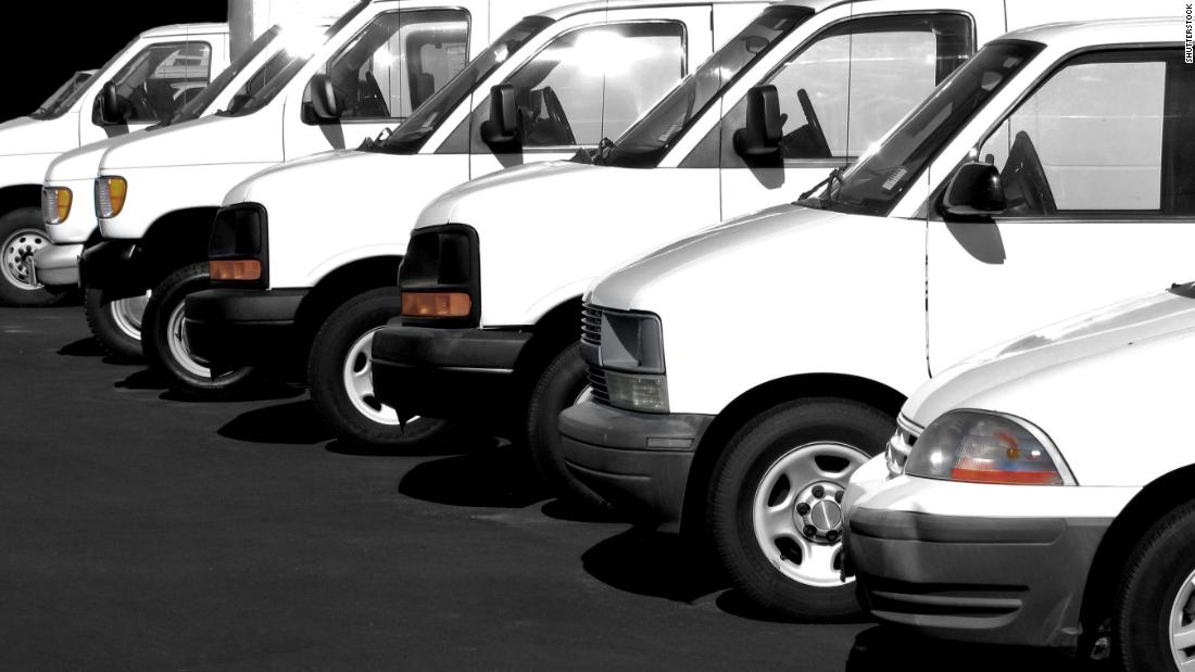 A Facebook rumor about white vans is creating fear across America