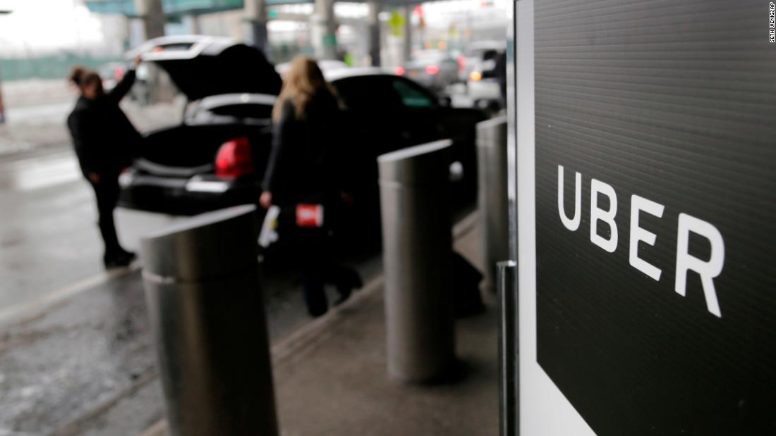Uber releases safety report revealing 235 rapes last year