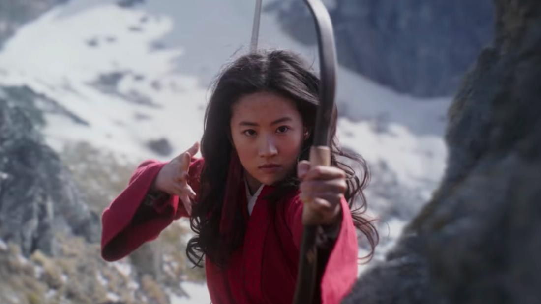 Mulan live-action trailer is out and people seem excited. Except Hong Kong