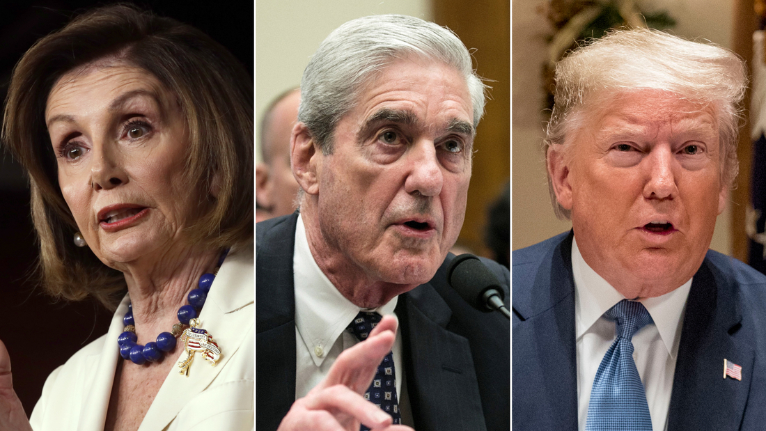 Mueller report's resurgence gives Democrats new dilemma on impeachment