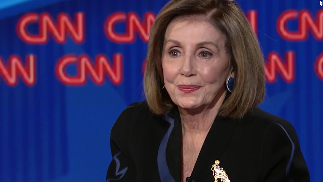 Nancy Pelosi: Civilization is at stake in the 2020 election