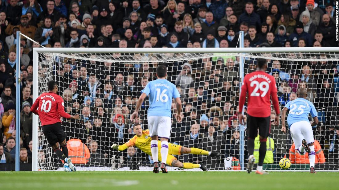 Manchester City vs Manchester United: Racist incident mars derby