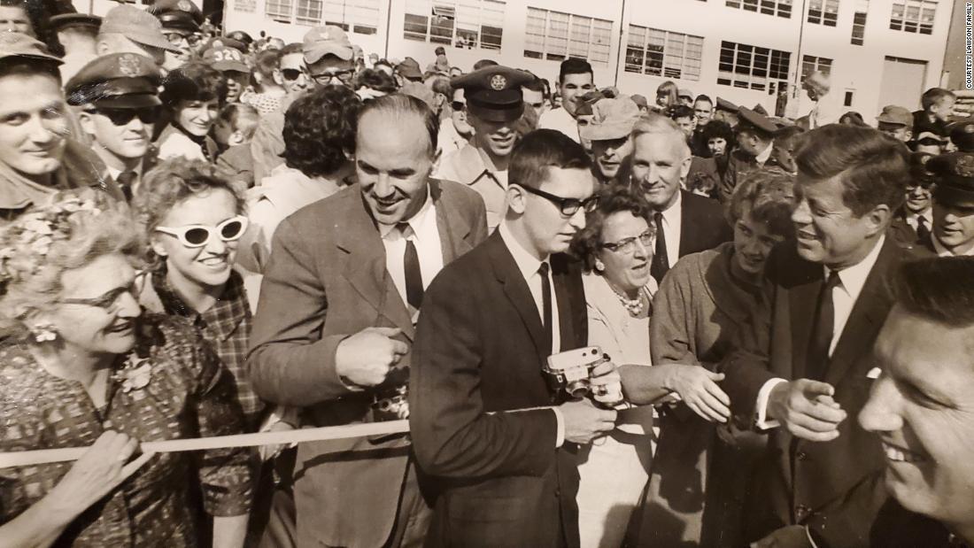Winston Lawson, Secret Service agent with JFK in Dallas, dies at 91