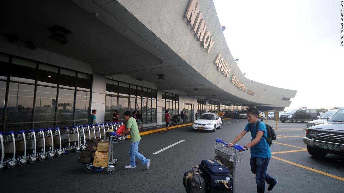 Manila International Airport: Dead baby found in restroom