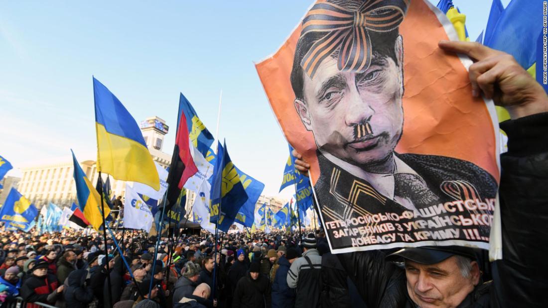 Ukrainians fear new president will accept peace on Putin's terms