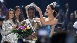 New Miss Universe: My kind of skin and hair were never considered beautiful