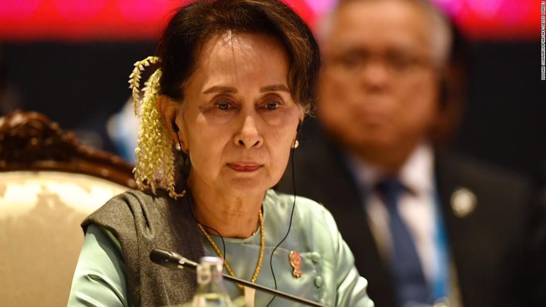 Aung San Suu Kyi to defend Myanmar from genocide accusations