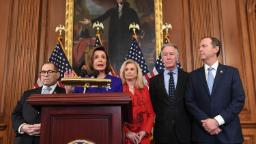 Democrats debated adding a third article of impeachment