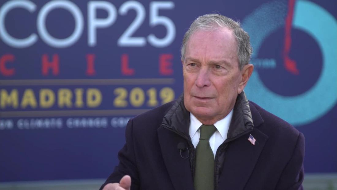 Bloomberg: Trump would 'eat alive' other candidates